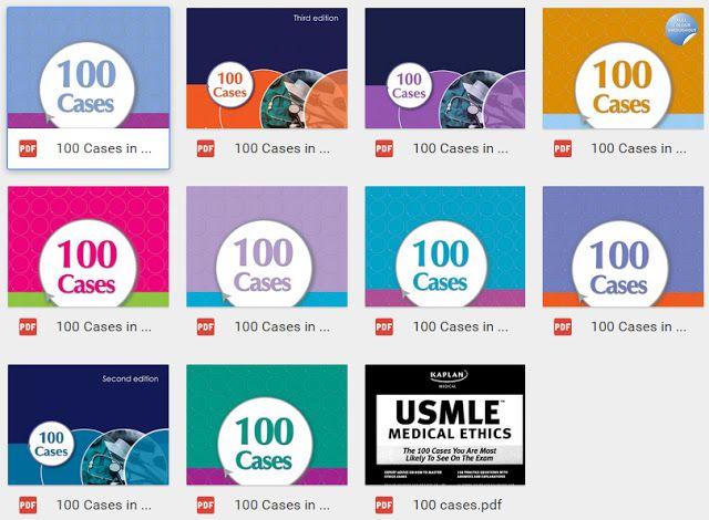 100 cases Series 11 ebooks on 1 links