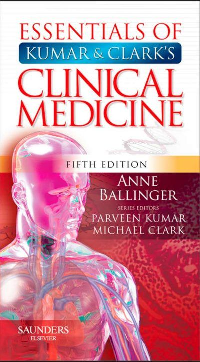 Kumar & Clark's Essentials of Clinical Medicine 5th Edition [PDF]