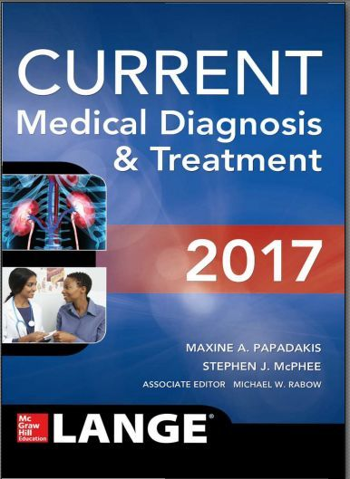 CURRENT Medical Diagnosis & Treatment 2017 [PDF]