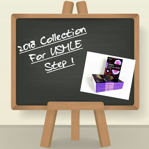2018 Collection For USMLE Step 1