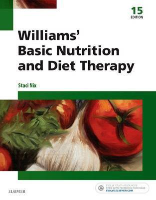 Williams' Basic Nutrition and Diet Therapy 15th edition pdf