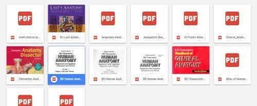 Anatomy Books.. 1st Professional MBBS Books [Ussama Maqbool]