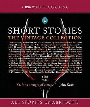 Short Stories - The Vintage Collection (Unabridged)
