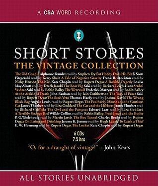 Short Stories - The Vintage Collection (Unabridged)