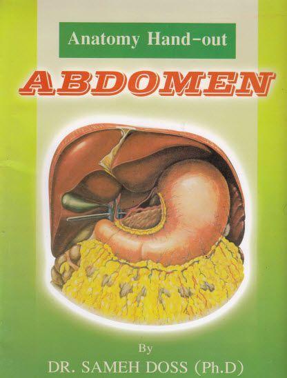 Anatomy Handout Abdomen By Dr. Sameh Doss