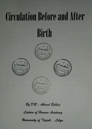Circulation Before And After Birth [Written Summary] PDF