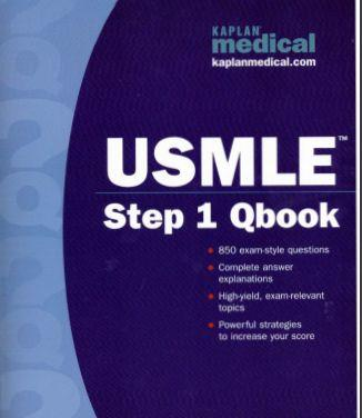 Kaplan USMLE Step 1 Qbank High Yield Questions