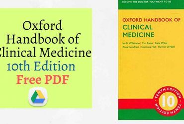 Oxford Handbook of Clinical Medicine 10th Edition PDF For Free