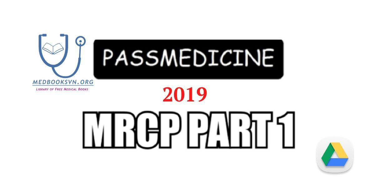 Download Passmedicine Qbank 2019 For MRCP Part 1 PDFs