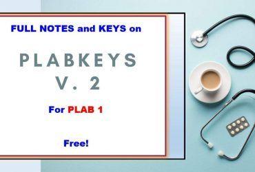 PlabKeys Version 2 for PLAB 1 pdf