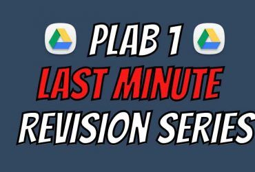 Download PLAB 1 Last Minute Revision Series PDF
