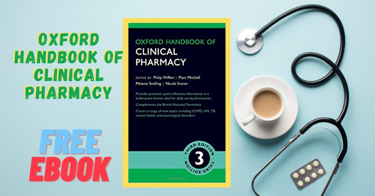 download oxford handbook of clinical pharmacy pdf