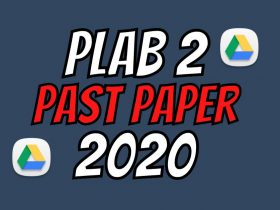 PLAB 2 Past Paper Version 2020