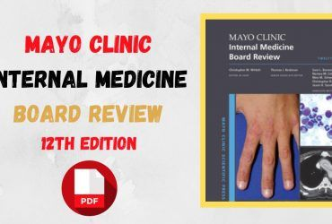 Mayo Clinic Internal Medicine Board Review 12th Edition PDF