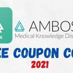 Amboss Free Coupon Code 2021