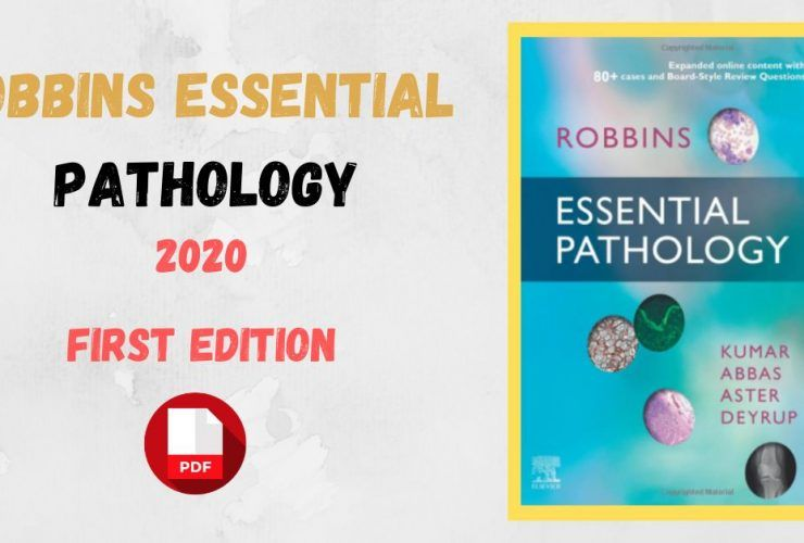 Robbins Essential Pathology 1st Edition 2020 PDF