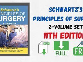 Schwartz's Principles of Surgery 2-volume Set 11th Edition PDF