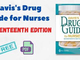 Davis's Drug Guide for Nurses Seventeenth Edition book